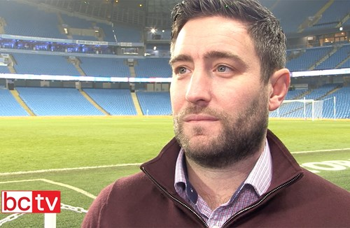 Video: Lee Johnson Post-Manchester City away