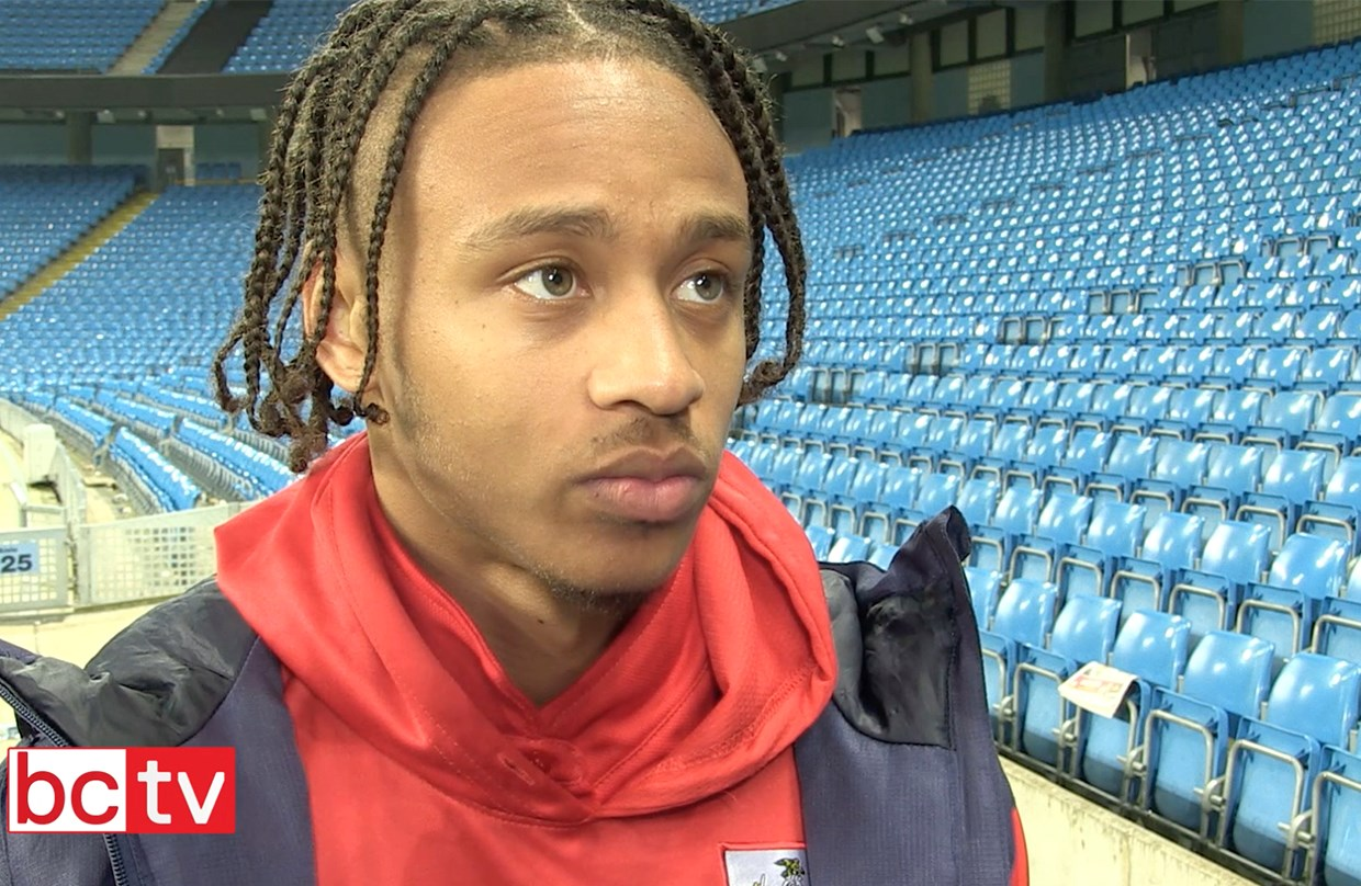 Video: Bobby Reid Post-Manchester City away thumbnail