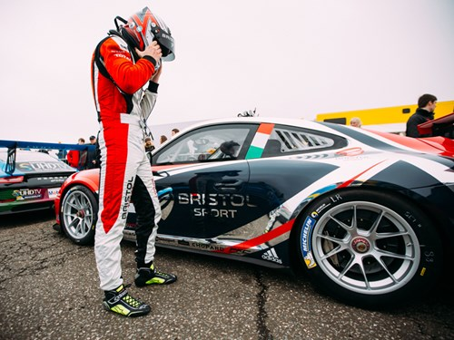 Tough Start For Zamparelli In Porsche Carrera Cup GB