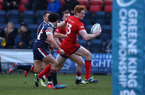 Gallery: Doncaster Knights 32-37 Bristol United