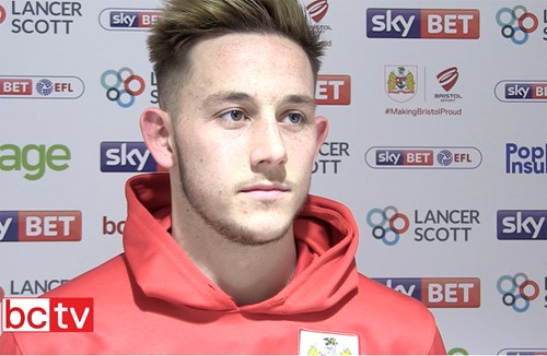 Video: Josh Brownhill Post-Norwich City home