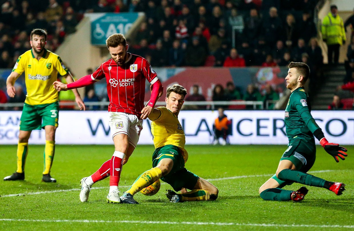 Extended: Bristol City 0-1 Norwich City thumbnail