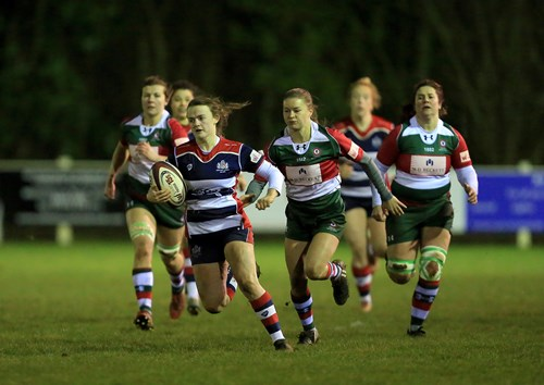 Report: Bristol Ladies 59-7 Firwood Waterloo Ladies