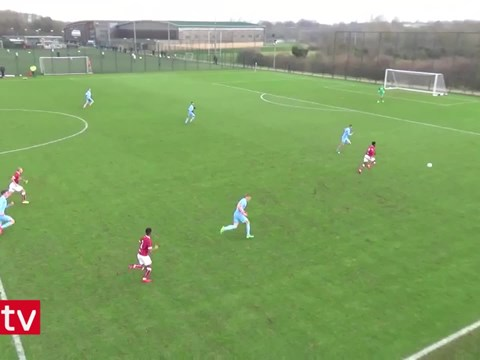 Goals: Coventry City Under-18s 0-2 Bristol City Under-18s