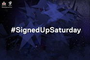 LIVE! New arrivals revealed on #SignedUpSaturday