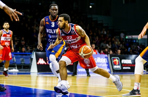 Highlights: Worcester Wolves 91-76 Bristol Flyers