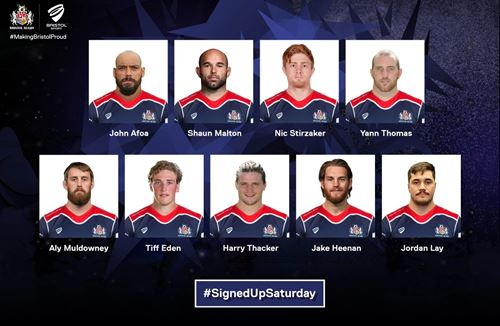 #SignedUpSaturday - how Lam's new recruits fit the mould