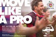 'Move Like A Pro' to launch at two venues in Greater Bristol