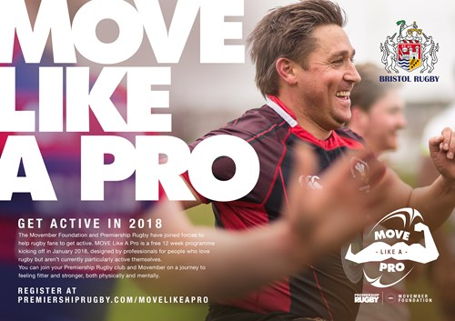 Sign up for Community Foundation's 'Move Like A Pro' programme