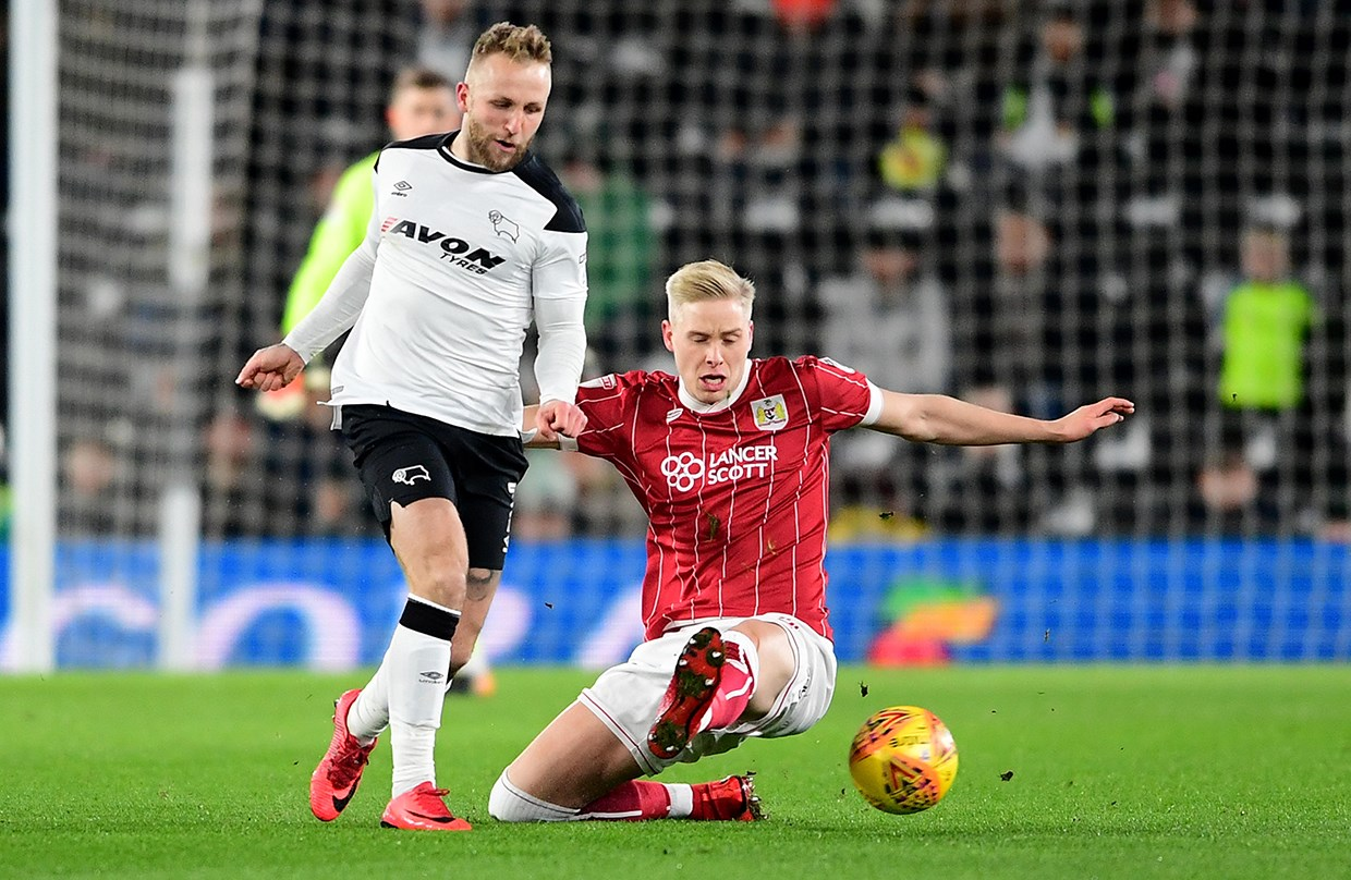 Extended: Derby County 0-0 Bristol City thumbnail