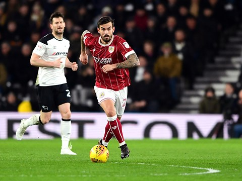 Action: Derby County 0-0 Bristol City