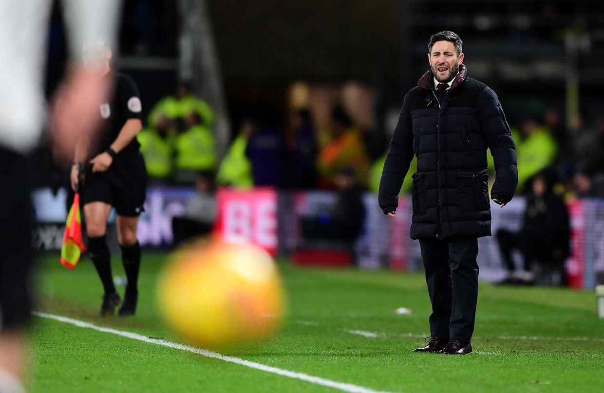 Audio: Lee Johnson Post-Derby County away press conference thumbnail