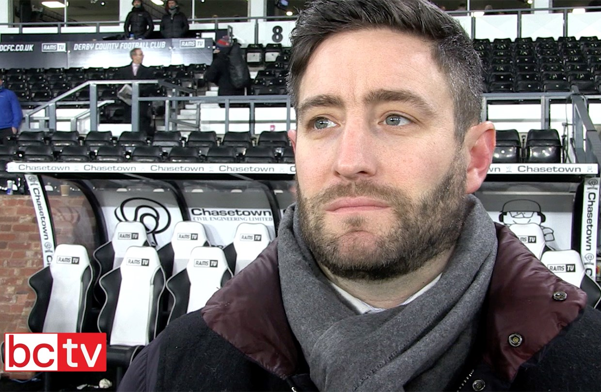 Video: Lee Johnson Post-Derby County away thumbnail