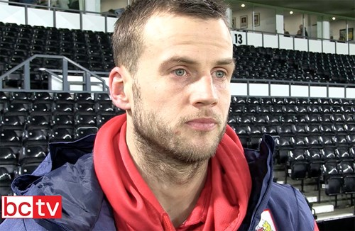 Video: Luke Steele Post-Derby County away