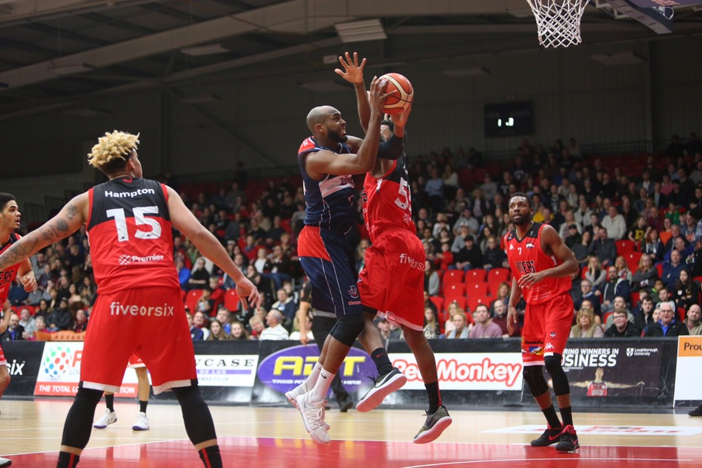 Report: Leicester Riders 86-57 Bristol Flyers