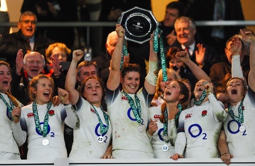 Bristol Ladies quintet named in England squad ahead of Six Nations opener