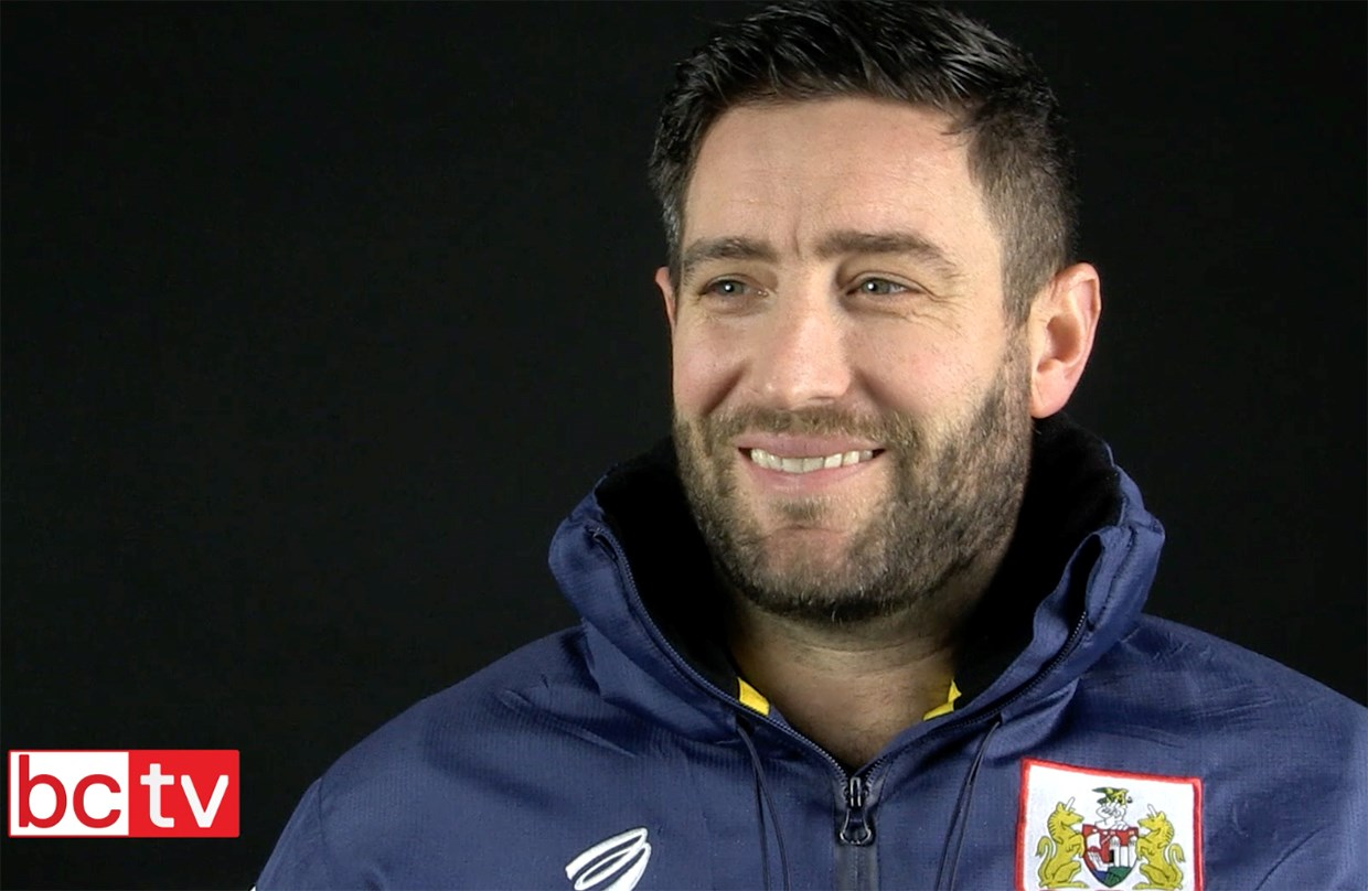 Video: Lee Johnson Pre-Manchester City home thumbnail