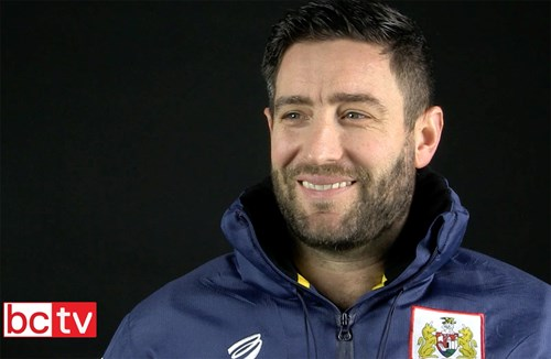 Video: Lee Johnson Pre-Manchester City home