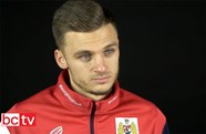Video: Jamie Paterson Pre-Manchester City home