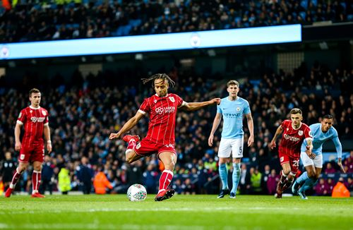 Big Match Preview: Manchester City home (Carabao Cup SFL2)
