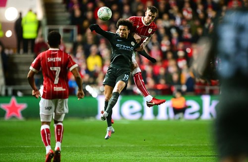Highlights: Bristol City 2-3 Manchester City