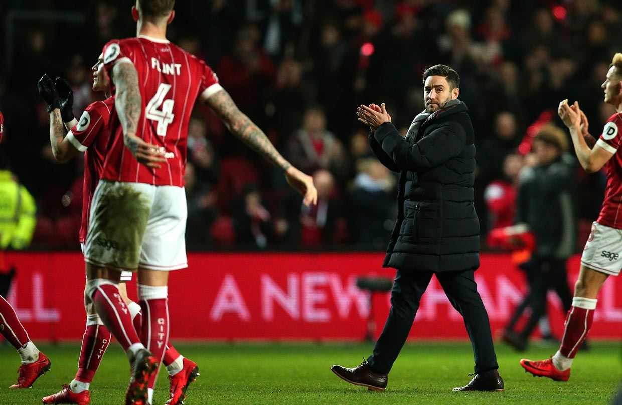 Audio: Lee Johnson Post Manchester City home press conference thumbnail