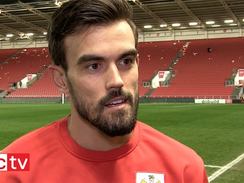 Video: Marlon Pack Post-Manchester City home