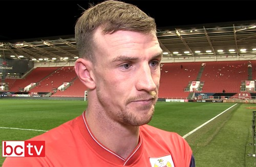 Video: Aden Flint Post-Manchester City home