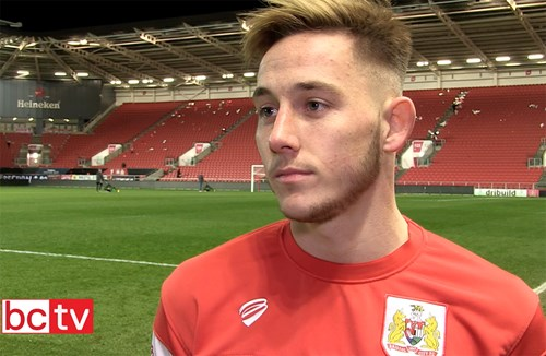 Video: Josh Brownhill Post-Manchester City home