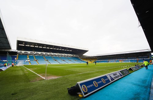 No pay on the day at Elland Road