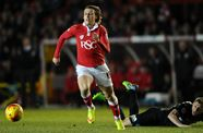 Bristol City Midfielder up for League One Player of the Year