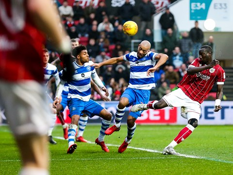 Goals: Bristol City 2-0 QPR