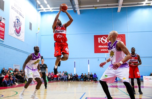 Report: Bristol Flyers 81-64 London Lions