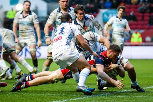 Video: Haining insists Bristol can learn from gritty win