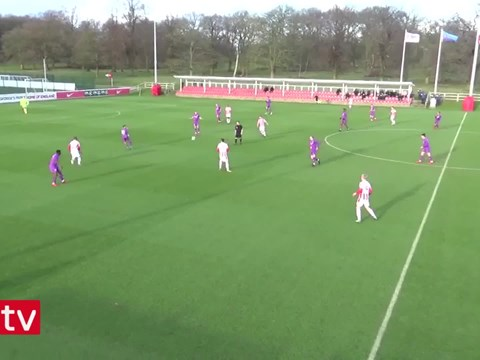 Highlights: Stoke City Under-23s 3-3 Bristol City Under-23s