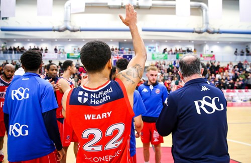 Gallery: Bristol Flyers 81-64 London Lions