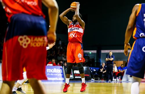 Leslee Smith named in BBL All-Star Five