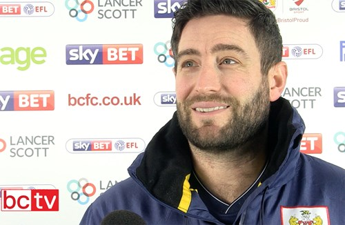 Video: Lee Johnson Pre-Bolton Wanderers away