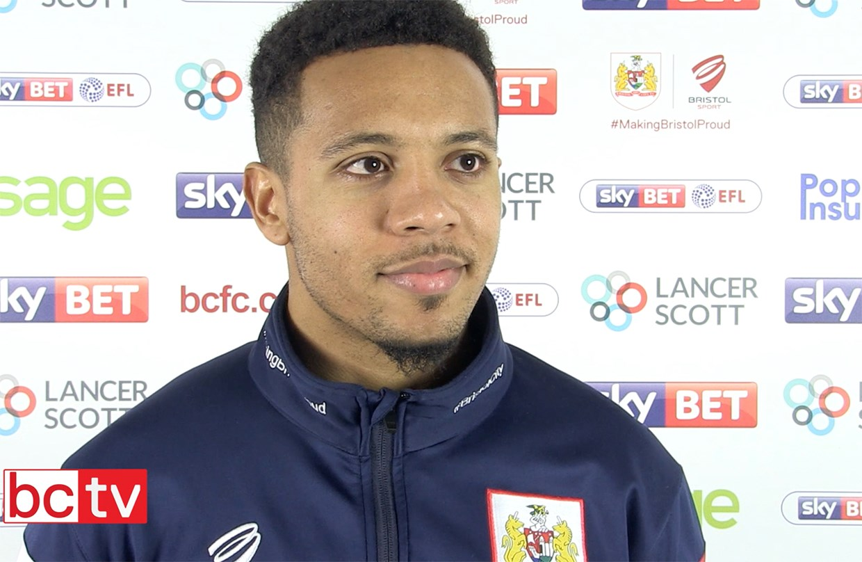 Video: Korey Smith Pre-Bolton Wanderers away thumbnail