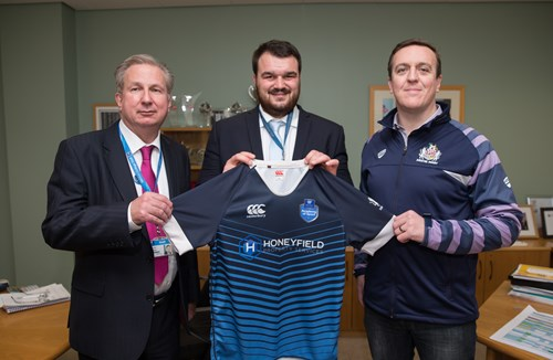 Weston College link up with Bristol Rugby Academy