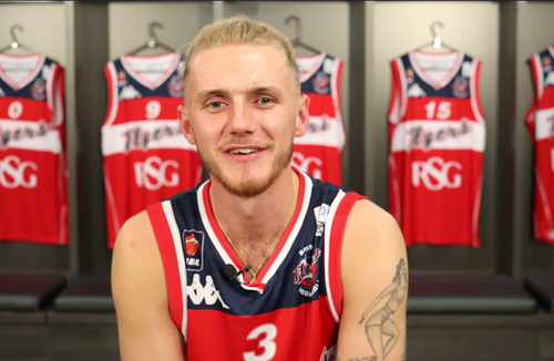 Video: 24 seconds with Jordan Nicholls