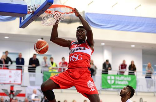 Bristol Flyers 'Top 5' plays of the month - January 2018