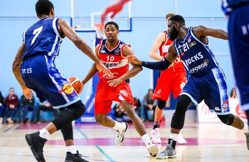 Preview » Glasgow Rocks v Bristol Flyers