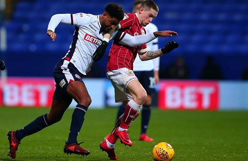 Gallery: Bolton Wanderers 1-0 Bristol City
