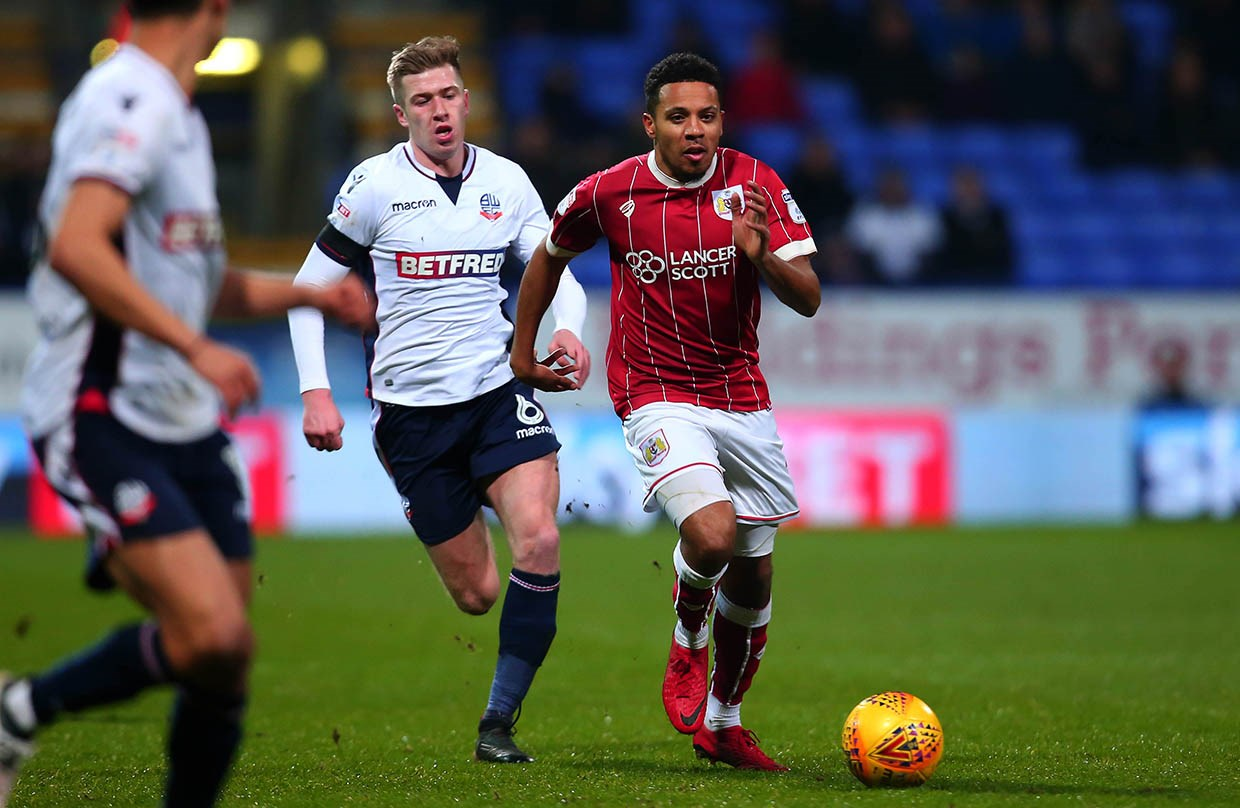 Extended: Bolton Wanderers 1-0 Bristol City thumbnail