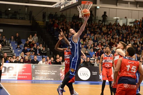 Report: Glasgow Rocks 84-79 Bristol Flyers