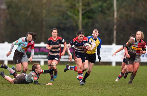 Gallery: Bristol Ladies 13-12 Harlequins Ladies