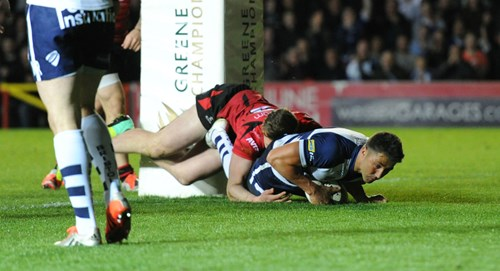 Video: Bristol Rugby Vs Jersey Highlights