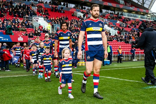 Matchday mascot packages selling out fast!