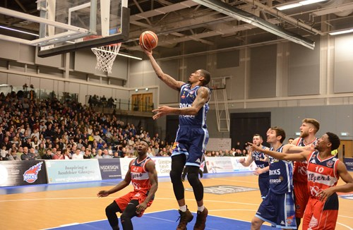 Highlights: Glasgow Rocks 84-79 Bristol Flyers